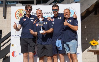 Teamfoto's Businessregatta Hoeksche Vaart